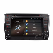 7″ Android 6.0 Special Car DVD for Volkswagen Amarok 2010-2013 & Caddy 2003-2013 & Golf V 2003-2008 with Full RCA Output Support