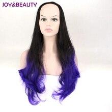 & Wigs ความงามผู้หญิง Dark