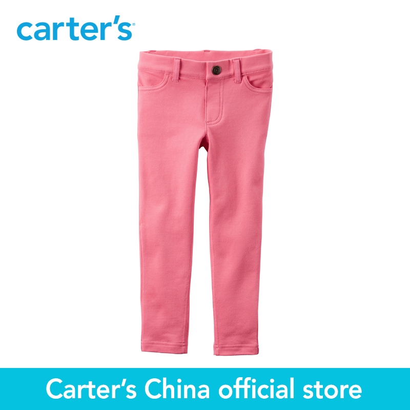 Carter s 1pcs baby children kids French Terry Jeggings 278G313 sold by Carter s China official