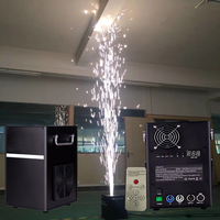 10X Лот Раша DMX Управление стадии холодной Spark фонтан машина для Свадебная Вечеринка клуб 5 м Sparkluar Studio удаленного Управление фейерверк