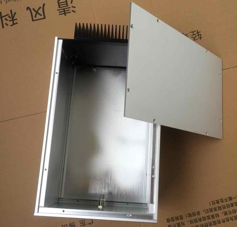 DIY 235*180*366 мм из алюминия усилитель шасси/после усилитель класса/моно шасси/ AMP Корпус/DIY Box