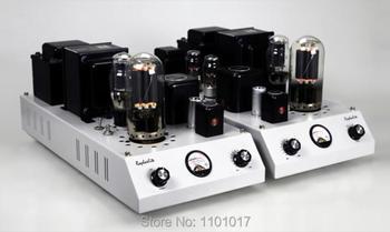 Raphaelite CSM45 Mono Block Balanced Tube Amp HIFI EXQUIS XLR 2A3 Drive 845 Lamp Customized Amplifier