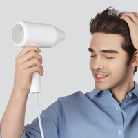 NEW Xiaomi Mijia Anion Hair Dryer Professinal 1800W Handheld Home Travel Blow Dryer Hairdryer Low Noise Anti Hot Air Outlet