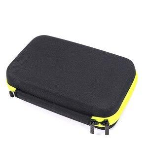 Image 4 - Draagbare Case voor Philips OneBlade Pro Trimmer Scheerapparaat Accessoires EVA Reistas Opslag Pack Box Cover Zipper Pouch met Voering