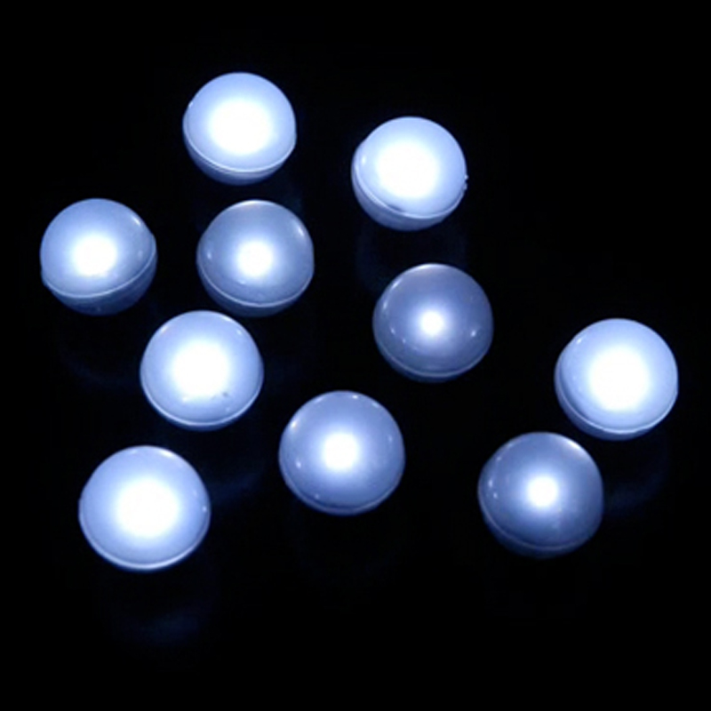 12pcs lot magical led berries battery operated mini fairy led party lights floating twinkle. Black Bedroom Furniture Sets. Home Design Ideas