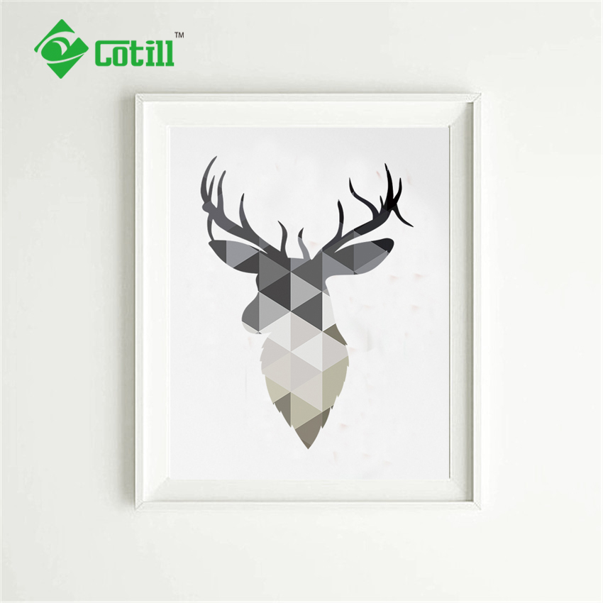 Deer Wall Art online get cheap wall art deer canvas -aliexpress | alibaba group