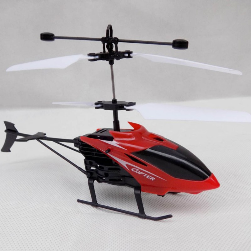 Вертолет Drone 2 канала Крытый Дистанционное управление самолет с гироскопом Радио Управление Игрушечные лошадки для детей