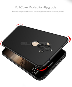 Image 5 - Gurioo Ultradunne Soft Silicon Tpu Case Voor Huawei Mate 8 9 10 Pro Shockproof Back Cover Voor Mate 10 Matte tpu Telefoon Case