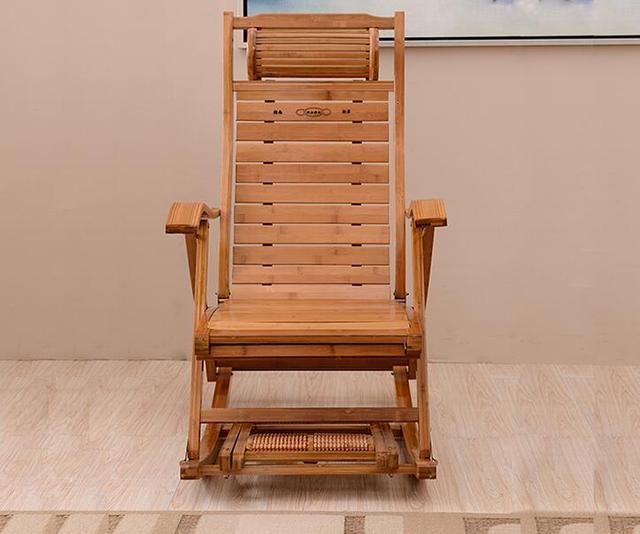 Outdoor/Indoor Reclining Rocking Chair 5