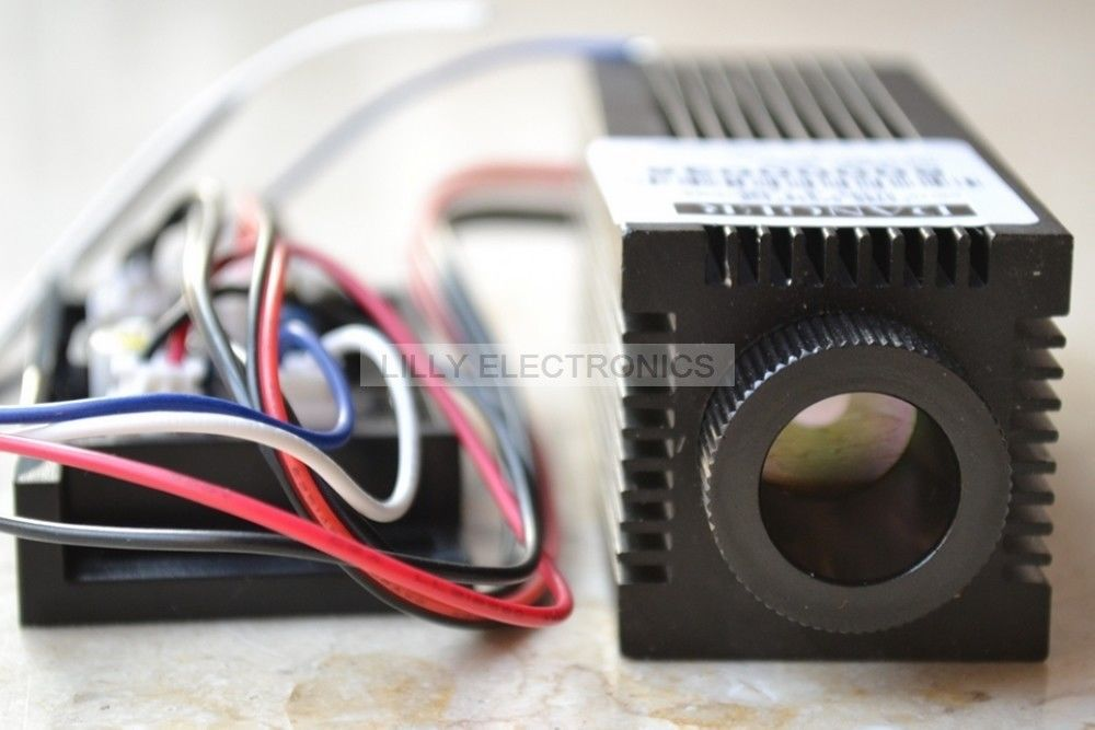 цена на Focusable 2.4W 980nm Infrared Laser Diode Module