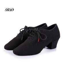Туфли-оксфорды для латинских танцев; женские кроссовки; Современная обувь для джаза; нескользящая обувь из натуральной кожи на мягкой подошве; обувь на каблуке 5 см без шнуровки