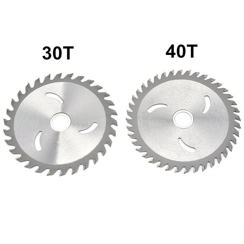 4 '' / 110mm circolare in lega di acciaio lama da 30 denti / 40 denti - Lama per sega - Fotografia 5
