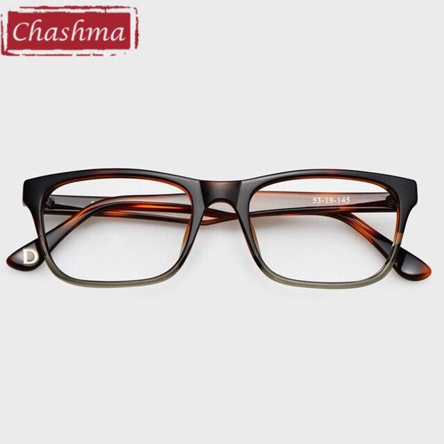 35cf548ed Chashma Quadro Feminino Óculos de Armação oculos de grau Óculos Mulheres  Óculos de Armação de óculos