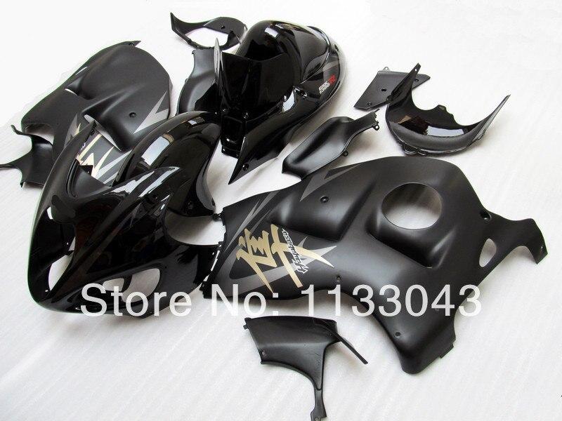 Инъекции S4354 матовый черный для SUZUKI hayabsa GSXR1300 GSX-R1300 GSXR 1300 96 97 98 99 00 01 02 03 04 05 06 07 обтекатель