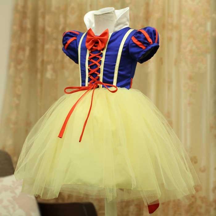 infant snow white costumes for girls snow white dress halloween cosplay costume children dresses children girl baby kids child