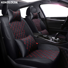 Kokololee пользовательские ткань сиденья для subaru forester impreza xv outback авто аксессуары Чехлы для сиденье автомобиля протектор