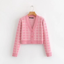 Buy Hot Pink Cardigans And Get Free Shipping On Aliexpresscom