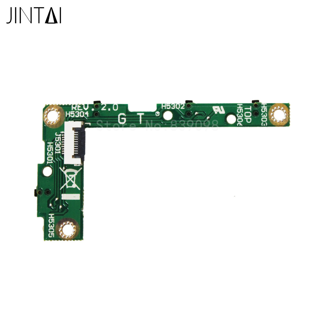 Jintai 100% New Replacement Power Switch On-off Button Board For Asus T100t T100chi T100a 10.1 Tablet Computer Cables & Connectors