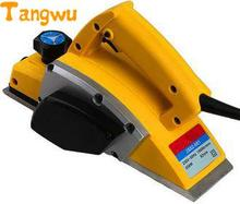 Free shipping  Good quality Home  use carpentry high-power electric tool portable / Electric Planer