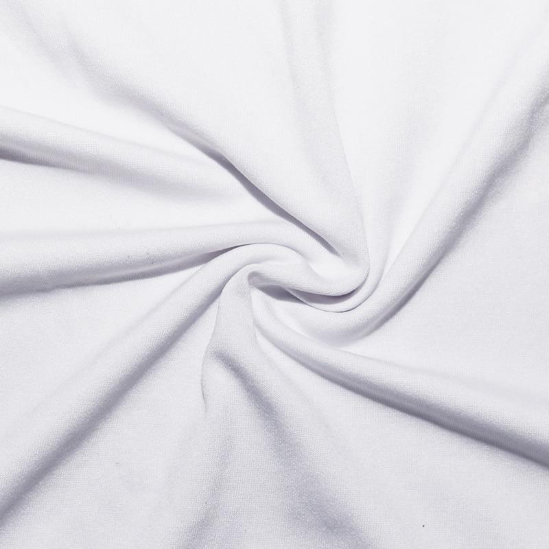 Livia Acara Tex Putih Lycra Selimut Kursi Skirting Lipit untuk Acara - Tekstil rumah - Foto 5