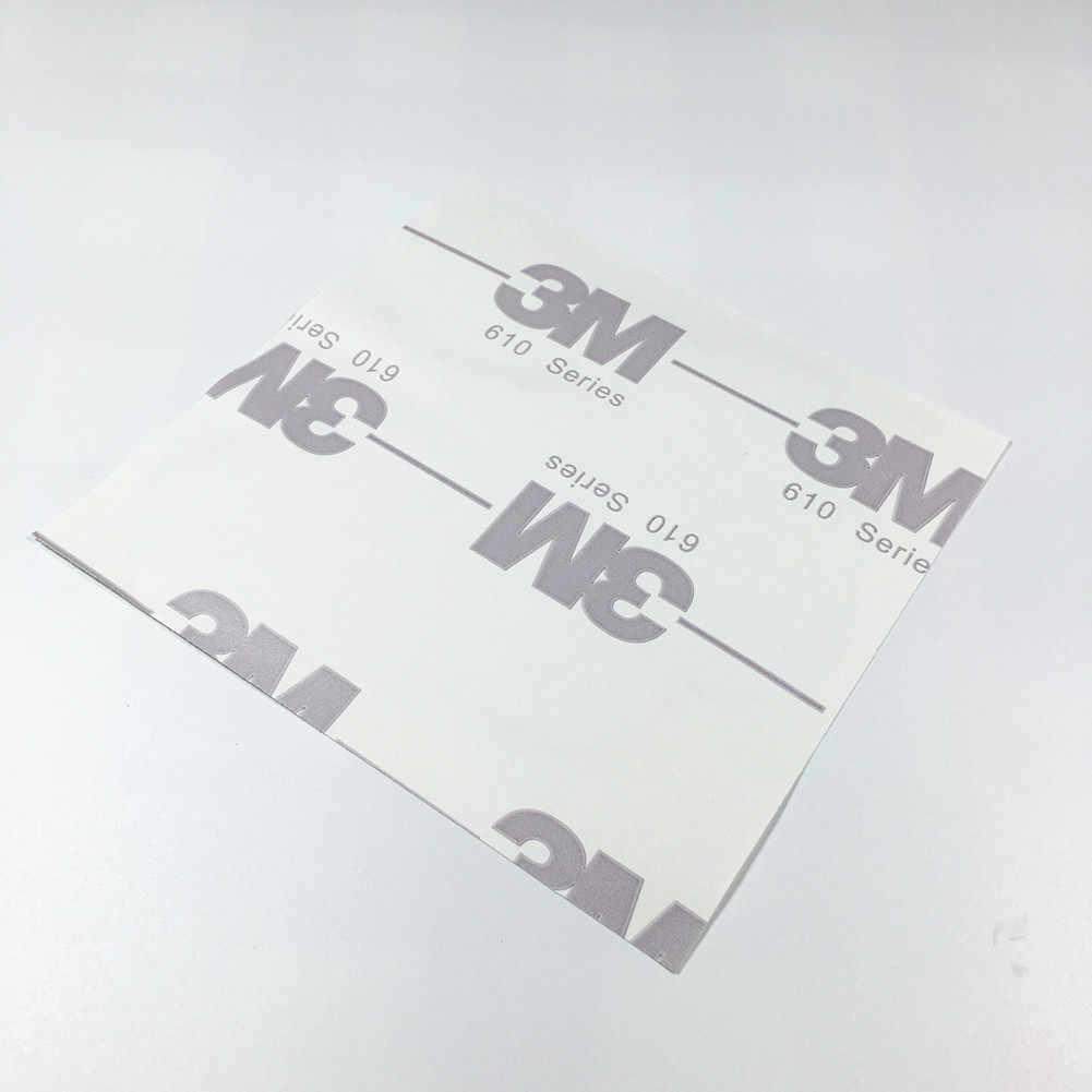 Số 11 Phản Quang Xe Ô Tô Xe Hơi Cửa Sổ Toàn Bộ Cơ Thể cho Đuôi Windshied Côn Xe Máy Vincy Đề Can 3 M