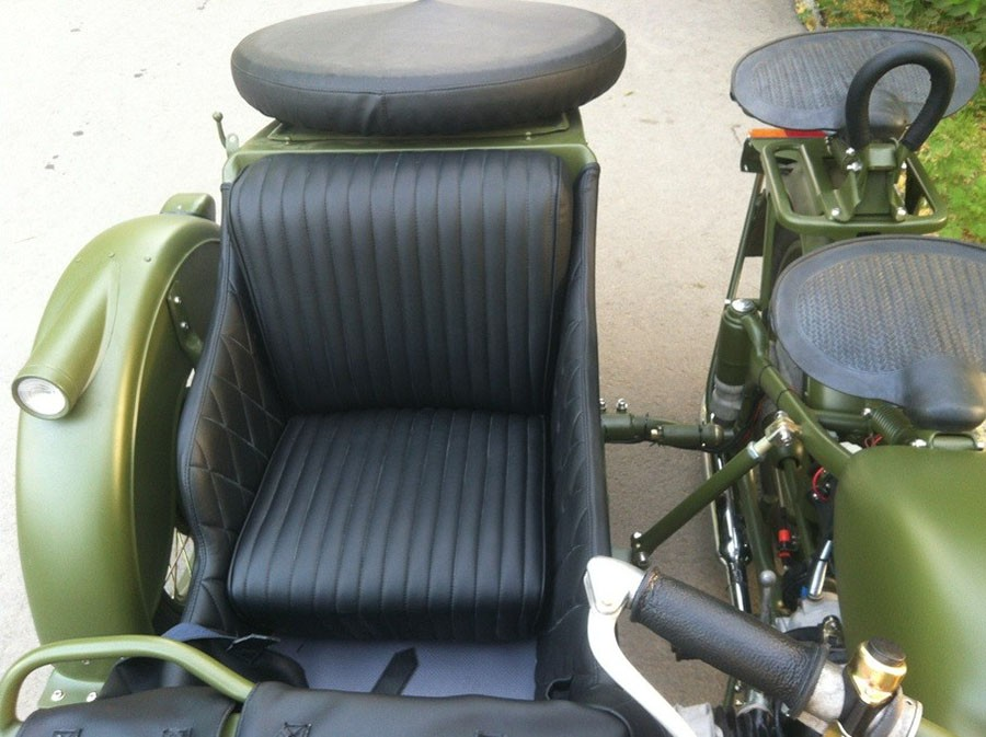 side seat