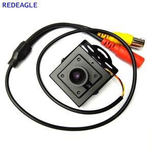 Image 3 - REDEAGLE 700TVL CMOS kablolu Mini kutu CVBS CCTV güvenlik kamera Metal gövde ile 3.6MM 2.8MM 6MM Lens isteğe bağlı