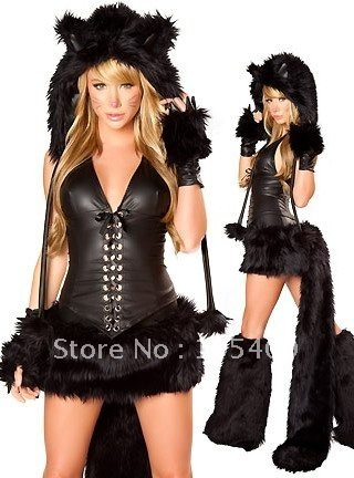 Sexy deluxe costumes