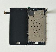 M & Sen для 5,2 »Meizu pro 7 ЖК-дисплей экран + Сенсорная панель планшета с рамкой Белый/ черный Бесплатная доставка