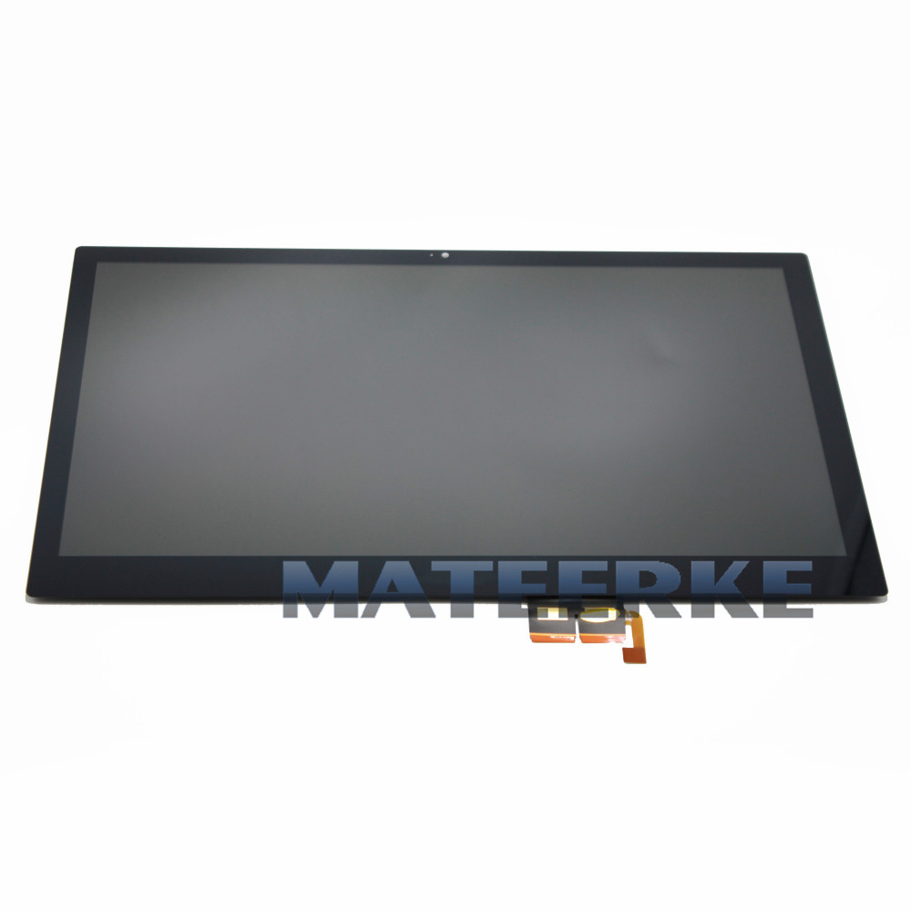 TOUCH LCD SCREEN + DIGITIZER 15.6 FOR ACER ASPIRE V5-571P-6472 6473 6499 6464 LCD Screen Assembly brand new 15 6 lcd touch screen digitizer assembly for acer aspire v5 571p 6407 6400 6464 with bezel