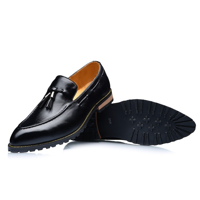 Shoes Mens Patent Leather Shoes