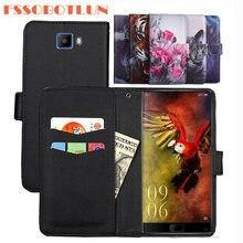 FSSOBOTLUN 9 цветов для Elephone S8, чехол из искусственной кожи в стиле ретро, откидной Чехол, Модный магнитный Бумажник, чехол для телефона с подставк...