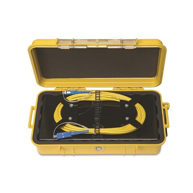 G652D SM 500M Fiber Optic OTDR Launch Cable Test BoxG652D SM 500M Fiber Optic OTDR Launch Cable Test Box