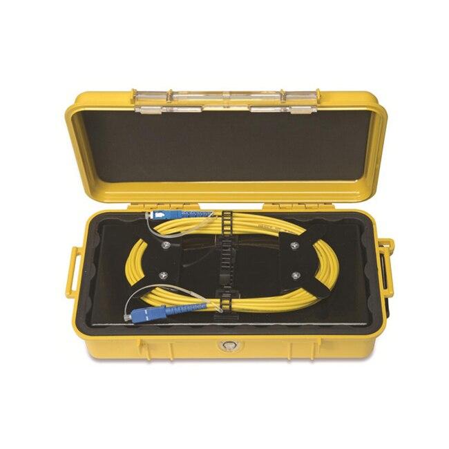 G652D SM 500M Fiber Optic OTDR Launch Cable Test Box