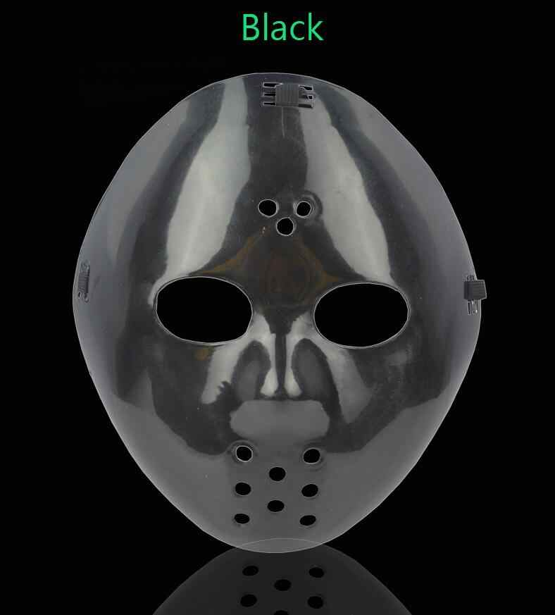 Halloween Jason.Mask Jason Halloween Mask Jason Voorhees Friday The 13th Horror Movie Hockey Mask Halloween Party Cosplay Scary Mask