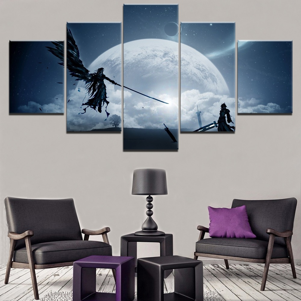 Wall Art Picture Home Living Room Canvas Print Painting 5