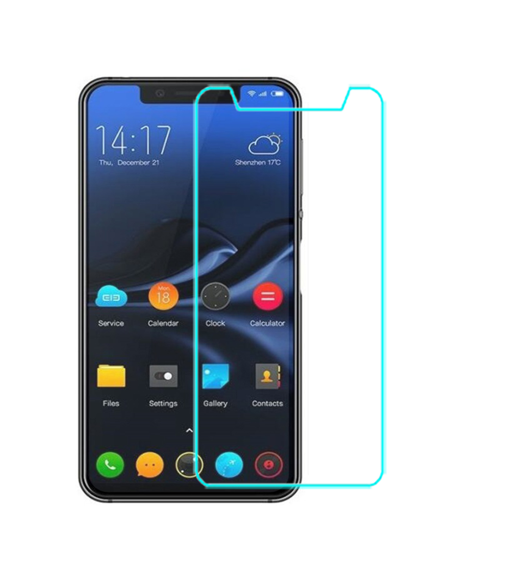 2PCS Elephone A4 Tempered Steel Film Front Glass Protective Tempered Glass For Elephone A4 Screen Protector Mobile Phone
