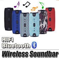 High Quality Portable Wireless Bluetooth Powerful Speaker Outdoor Sound Stereo audio box sport Music HIFI Speaker with FM TF