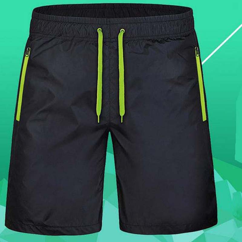 New 2019 Active lovers quick-drying mens summer thin plus-size 9XL breathable stretch movement quick dry mountaineering Shorts