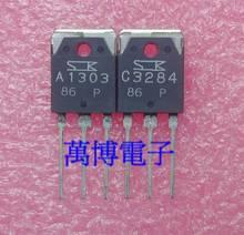 Купить с кэшбэком 30pair Sanken 2SA1303 2SC32842SA1303/2SC3284( Audio electronics free shipping