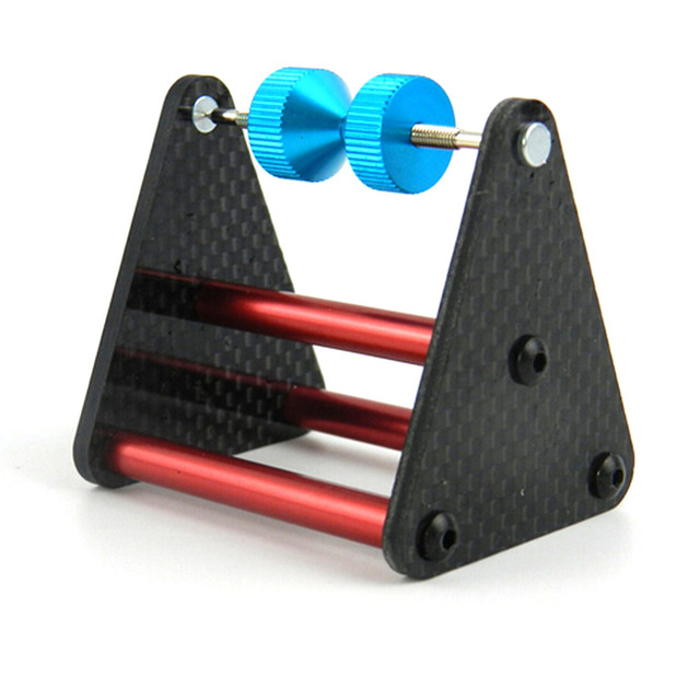 Carbon Fiber Magneti Propeller Balancer Essential For Helicopter RC Quadcopter FPV Prop Free Shipping