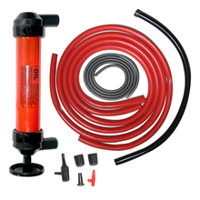 Manual Car Siphon Pump Pipe Oil Extractor Gas Liquid Water Change Transfer Hand Air Pumps #2