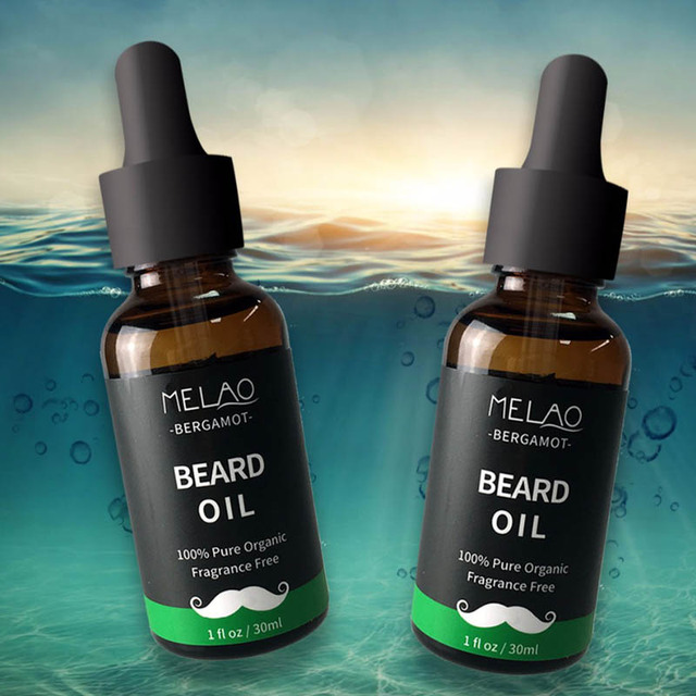 30ml Beard Oil for Men Conditioner Softener Beards Care Facial Grooming HB88 1