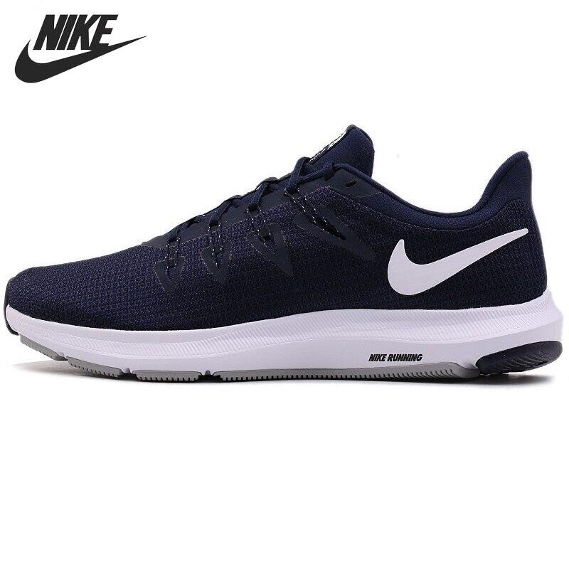 Zapatillas para correr para hombre NIKE QUEST, nueva llegada Original 2018