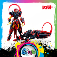 CMT Instock Dasin Model DM Shurato with Kuroki Gai S.H.Figuarts SHF PVC Action Figure Anime Toys Figure