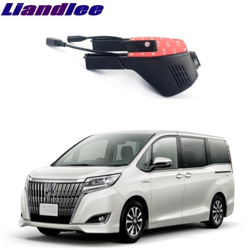 все цены на Liandlee For Toyota Noah / Voxy / Esquire / NAV1 R60 R70 R80 2001~2018 Car Black Box WiFi DVR Dash Camera Driving Video Recorder онлайн