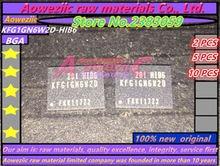 Aoweziic 100% original novo KFG1GN6W2D HIB6 BGA chip de Memória KFG1GN6W2D HIB6