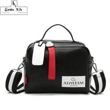 سعة كبيرة حقيبة يد فاخرة حقائب النساء مصمم مزدوجة سستة بلون حقائب النساء hot البيع حقيبة الإناث 2019 أسود المرأة
