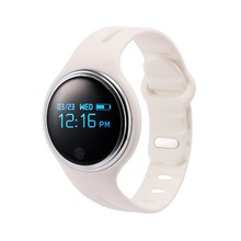 E07 font b smartwatch b font Waterproof Smart Wristband Passometer Fitness Tracker Bluetooth Sports Bracelet For