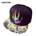 2017 New High Quality Palms Design Style Hip Hop Baseball Cap Cotton Embroidery Palm Snapback Hat Sports Women Snapbacks Hat W29